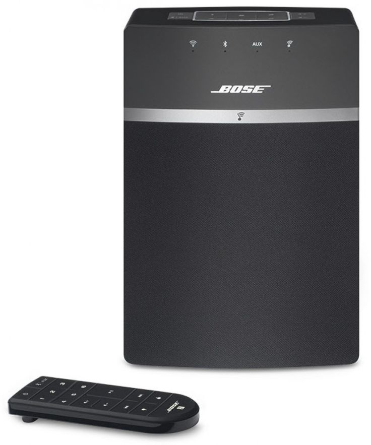 Bose® SoundTouch® 10 Wireless Music System black