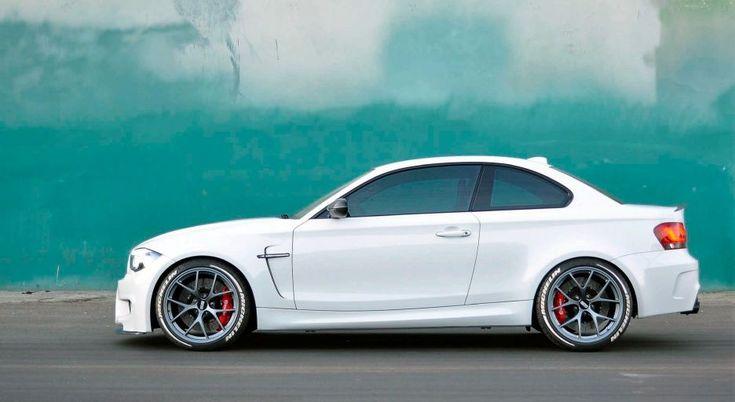 BMW 1M Coupe E82 tuned - Manu Sethi //