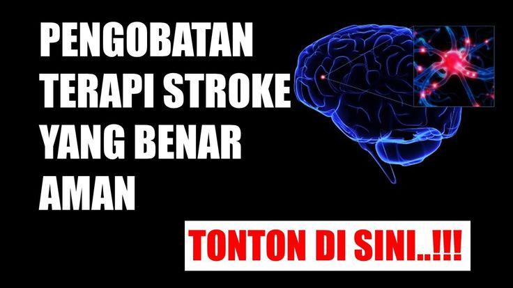 pengobatan stroke ringan, terapi pengobatan stroke cara pengobatan terap...