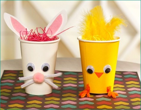 Easter #DIY with the Kids<3   [Party Favors]