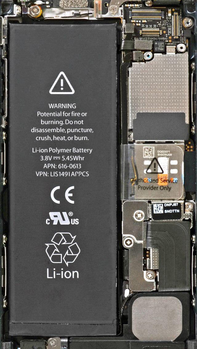 Iphone 5 Internals Wallpaper Download