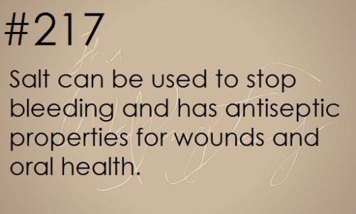 Zombie Apocalypse Survival Tip #217 side note though it stings like you wouldn't believe