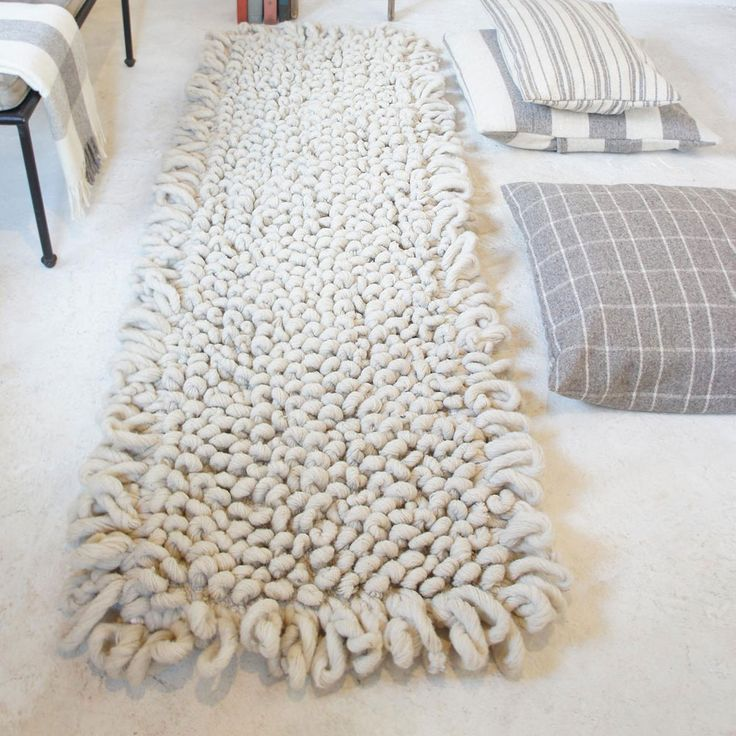 Eco-Friendly Wool Rug - All Home Accessories - Eco-Friendly - Gifts For The Home - What's New! - Pfeifer Finds - Wool Designs @ Pfeifer Stud...