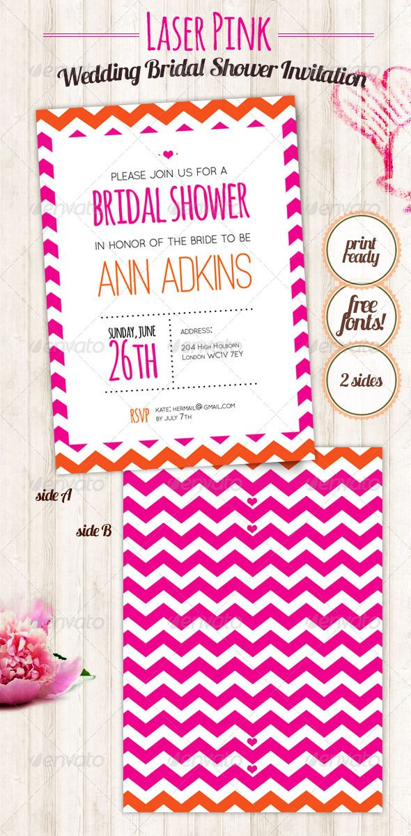 106 best Print Templates images on Pinterest Font logo, Board - professional invitation template