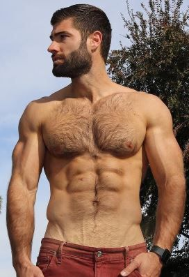 Love this guys chest hair........ | Wishful Thinking in ...