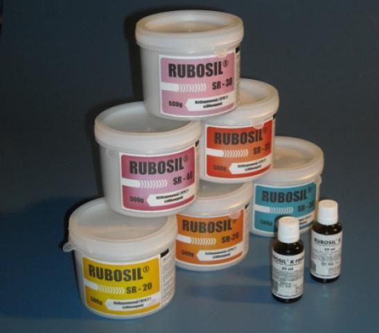 Rubosil cukrászati önthető szilikon