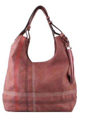 Check Pattern Ladies Hobo Bag