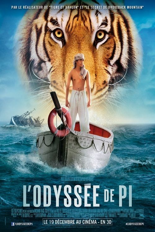 life of pi a film review The characters in the life of pi – like in any dream, since film is essentially life of pi was an inspiring book and this is a beautifully written film review.