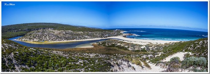 Margaret River Estuary, Western Australia