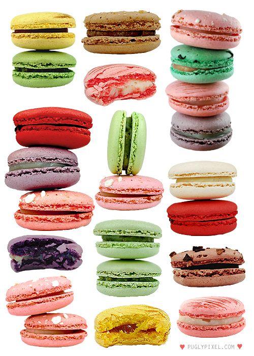 emmakisstina: French Macarons...