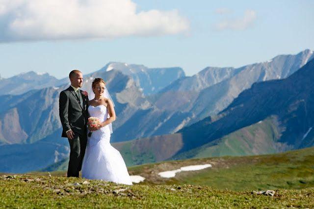 Peak Photography: Canmore Wedding Photographer: Fanny & Matthew, Heli Wedding in Canmore