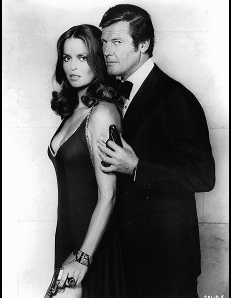 バーバラ・バック 『007 私を愛したスパイ』(1977) アーニャ・アマソーヴァ(エージェントXXX)