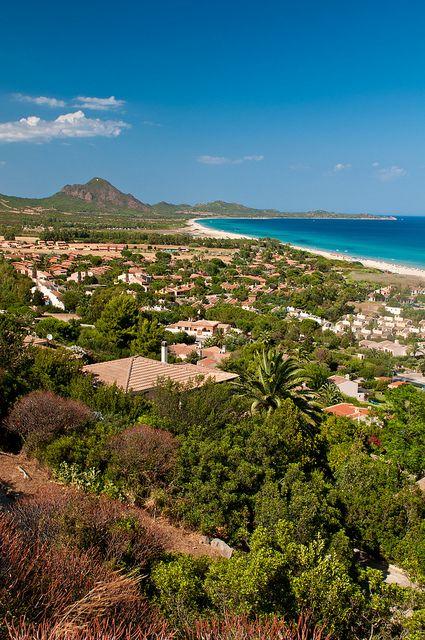 Costa Rey e Capo Ferrato - Sardinia, Italy