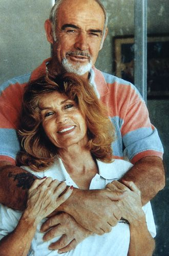 sean connery micheline roquebrune - Google Search