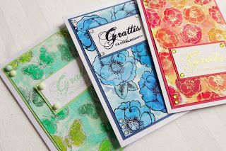 Beccapysslar: Step by Step Simple Greeting cards
