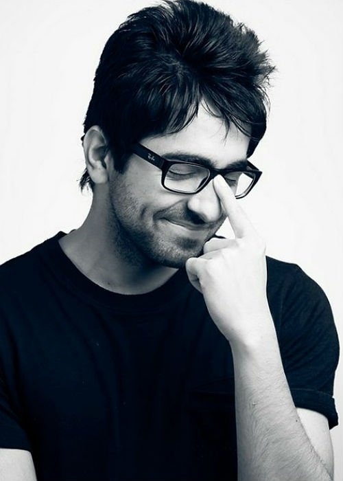 Ayushmann Khurrana: Singing, playing the guitar, song writing  This is the newest entrant in this list. He floored us with his acting skills in the recent hit, 'Vicky Donor' and many were equally floored by the fact that he is quite a multi-talented person. Apart from being an actor, he has been a VJ and TV host. As if that wasn't enough, he also plays the guitar, pens lyrics for songs and has even crooned for his debut movie (Paani Da Rang).