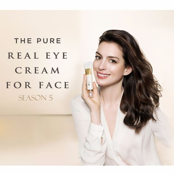 AHC Anti Aging The Pure Real Eye Cream For Face 30ml #AHC