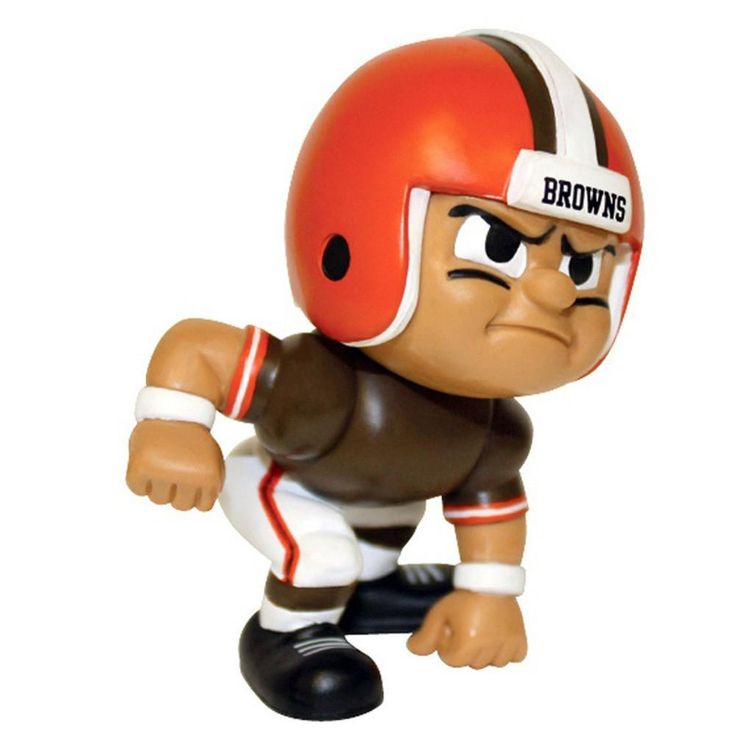 Lil' Teammates Lineman - Cleveland Browns https://www.fanprint.com/licenses/cleveland-browns?ref=5750