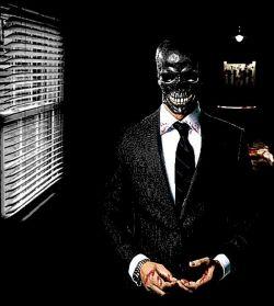 Black Mask / Roman Sionis (Чёрная Маска / Роман Сионис)