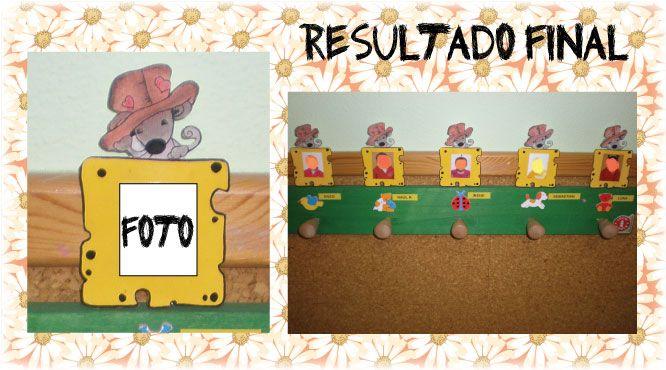 41 best images about decoraci n aula infantil on pinterest - Perchero pared infantil ...