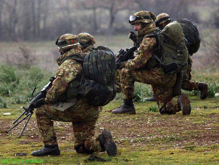 Folgore parachute brigade (Italian Army)