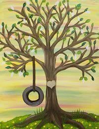 Tree Hugger canvas painting party http://integratire.com/ https://www.facebook.com/integratireandautocentres https://twitter.com/integratire https://www.youtube.com/channel/UCITPbyTpbyNCDeEmFbYFU6Q