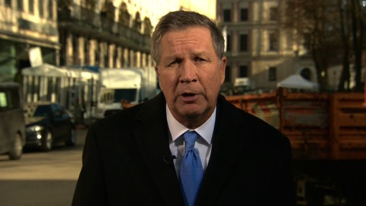 "Ohio Gov. John Kasich says he won't ""sit silent"" and watch the Affordable Care Act's Medicaid expansion get ""ripped out"" as Republicans work to repeal the law."