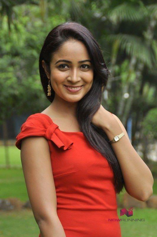 Aditi Chengappa at Ra Movie Press Meet