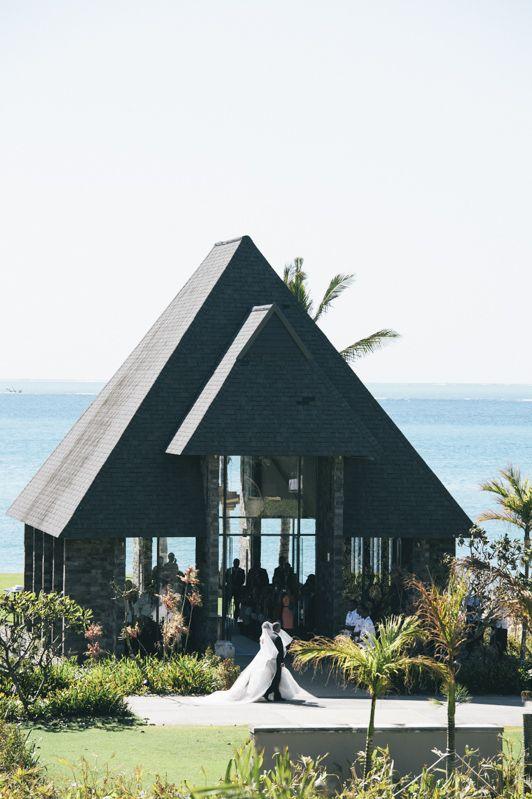 Annie & Will — InterContinental Fiji Wedding - Fiji Destination Wedding Blog — Bula Bride