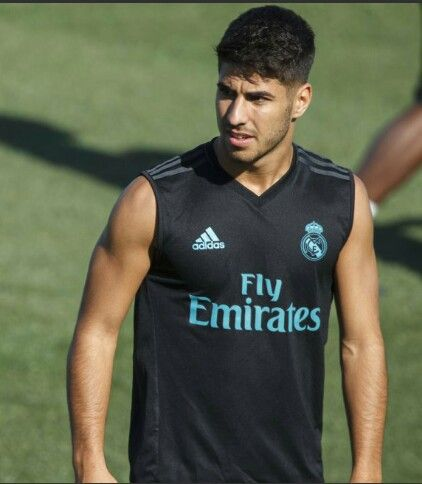 Marco Asensio 2017