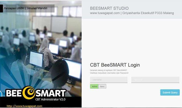Ujian Online dengan BeeSMART V2.0 serta Instalasi Aplikasi dan Database   Teguh Computer