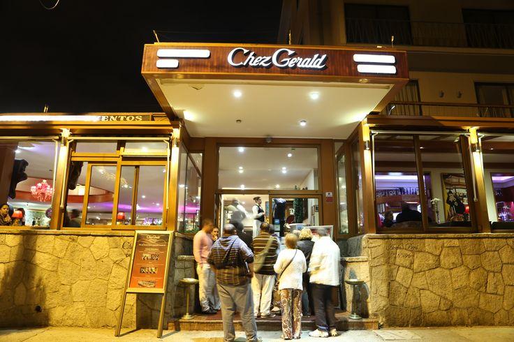 Chez Gerald en Viña del Mar, Valparaíso