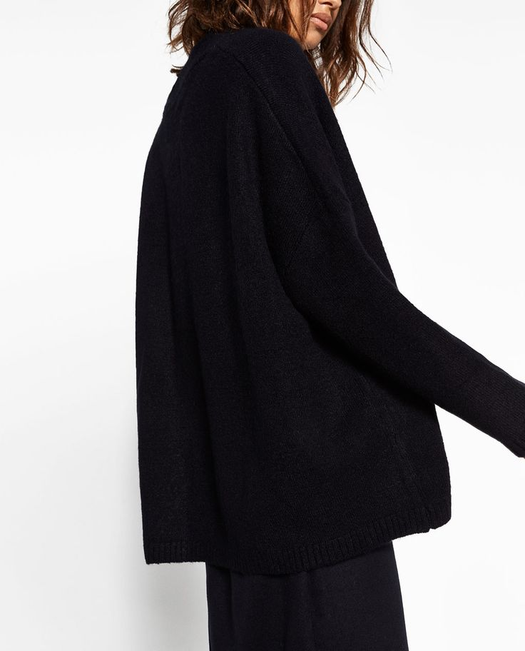POCKET CARDIGAN-Cardigans-KNITWEAR-WOMAN | ZARA United Kingdom
