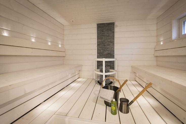 146 besten sauna bilder auf pinterest badezimmer badezimmerideen und haus ideen. Black Bedroom Furniture Sets. Home Design Ideas