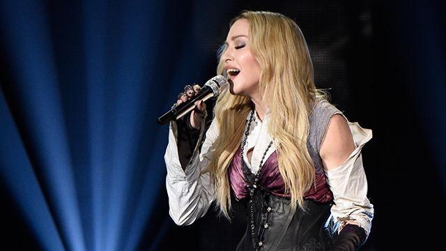 Madonna reschedules tour dates for 'Rebel Heart'