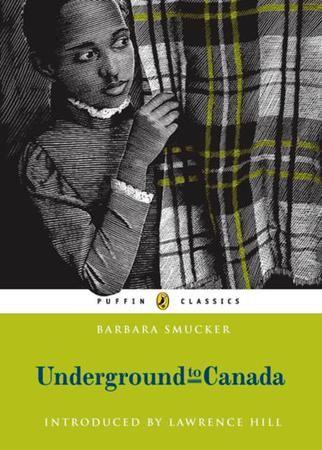 Penguin Random House Black History Month - Puffin Classics Underground To Canada