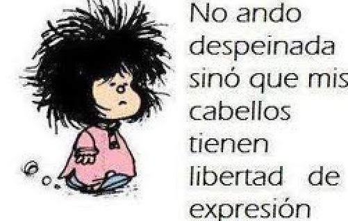 Libertad de expresión #Mafalda