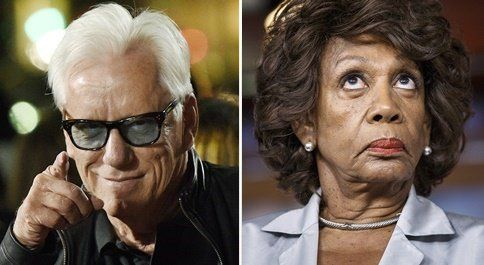 James Woods lends an assist after 'crazy old lying lunatic in bad wig' tweeter is suspended