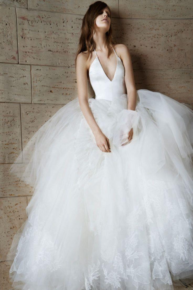 Ballerina-esque Vera Wang