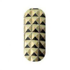 Minx Kynsikalvot - Marian Newman Golden Studs - http://meikkimaailma.com/tuote/minx-kynsikalvot-marian-newman-golden-studs
