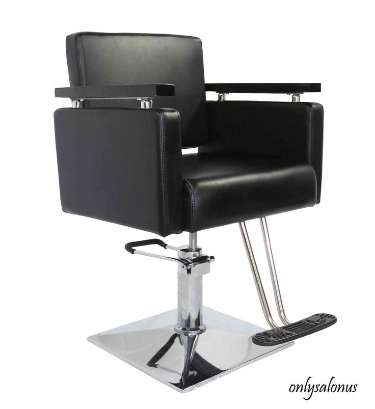 HYDRAULIC STYLING BARBER CHAIR SALON EQUIPMENT HAIR BEAUTY SUPPLY NEW