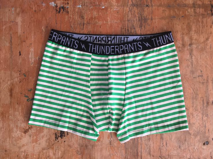 Mens Boxer Peppermint | Thunderpants
