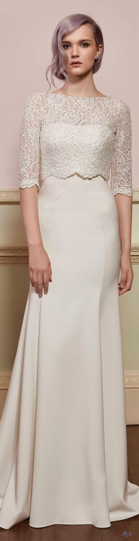 Fall 2018 Bridal Jenny Packham