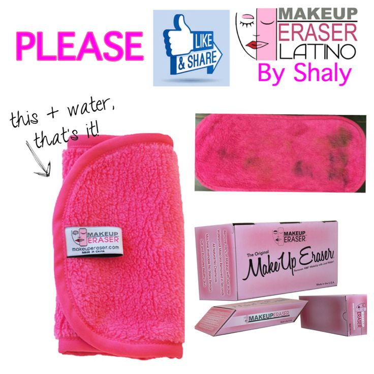 Sentive skin? Tired of creams and disposable wipes? Makeup Eraser removes all kind of makeup with just water, works like magic! Eco-friendly, reusable, 0 chemicals, 100% luxury polyester Get yours today!   MakeUp Eraser es una toallita suave,reusable,libre de quimicos y eco-amigable de 100% Luxury Polyester que remueve todo tipo de maquillaje con solo Agua Tibia. Cuida tu rostro con MakeUp Eraser. ¡Atrevete a probarla, Ordena HOY! 7879753074 Like & share www.facebook.com/MUE byShaly