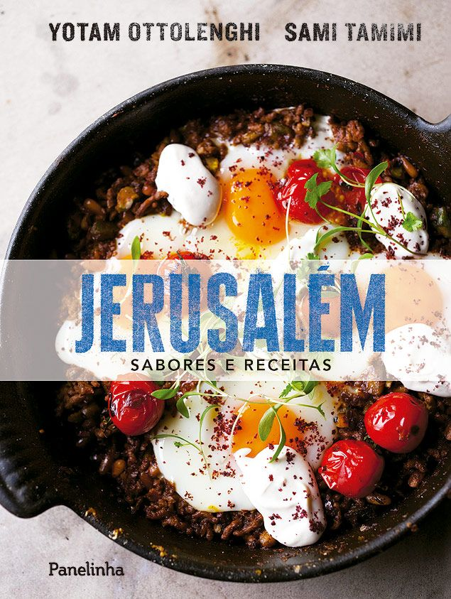 Judeu e palestino lançam livro; veja receita de batata-doce assada com figo - 29/10/2014 - Comida - Folha de S.Paulo
