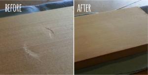 Με αυτό τον τρόπο μπορείτε να αφαιρέσετε τα βαθουλώματα από τα έπιπλα.