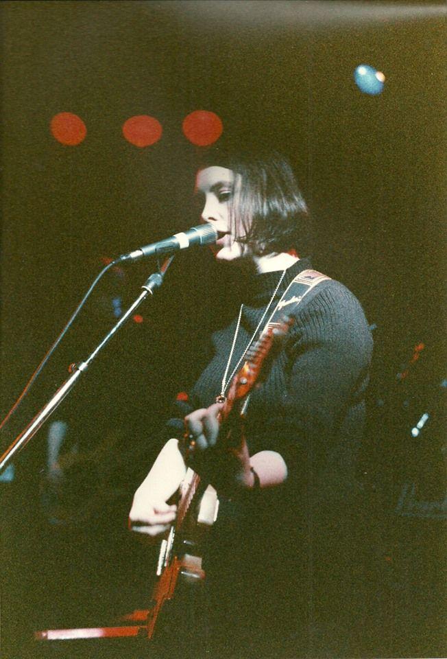 tim-sliwinski: Rachel Goswell, Slowdive - Nederland, 1992