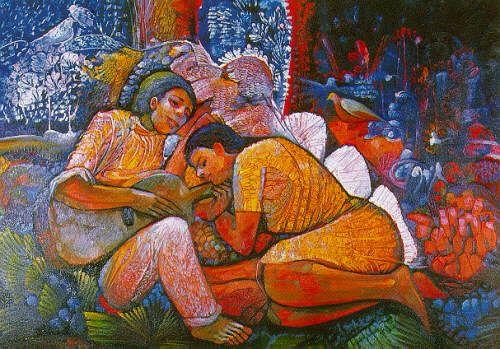 Benigno Gomez, Honduras: American Art, Latina Nota, Latin America, Latinoamericanosjuan Carlo, Benigno Gómez, Pintor Latinoamericanosjuan, Honduras Benigno, Benigno Gomez, Art Art