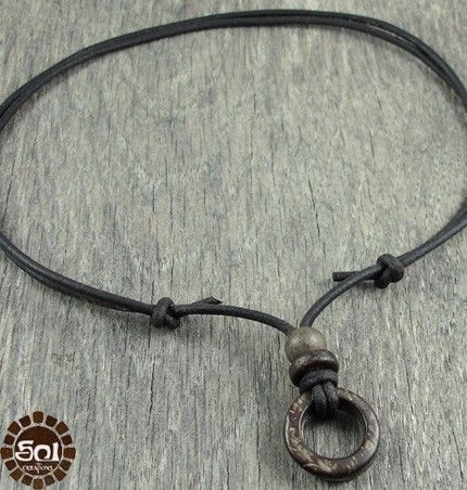 669 best images on Pinterest Men necklace