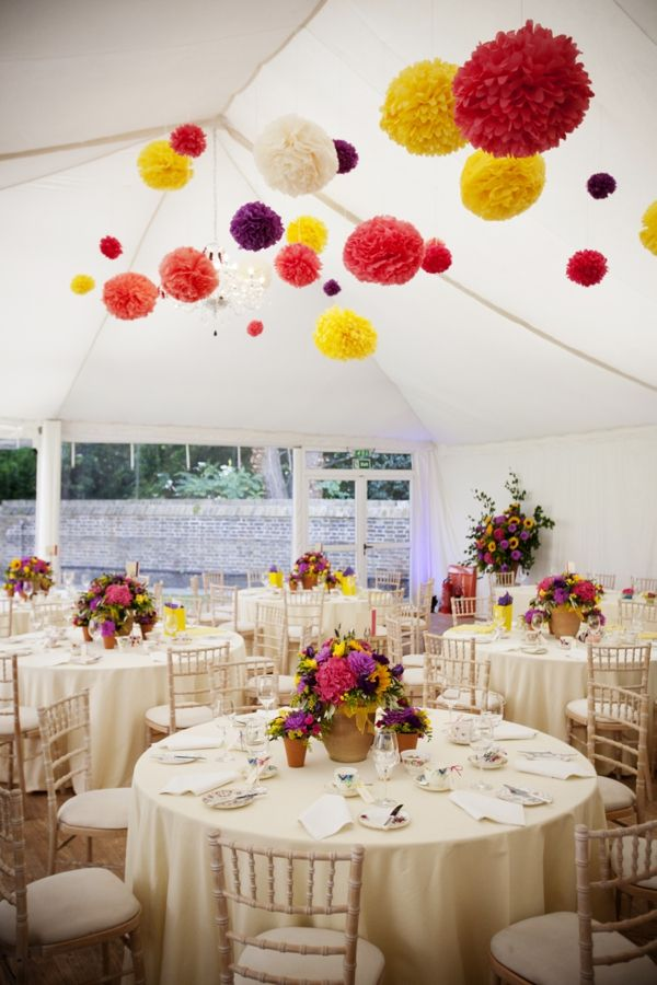 colouful marquee wedding image by http://www.eternal-imaging.com/
